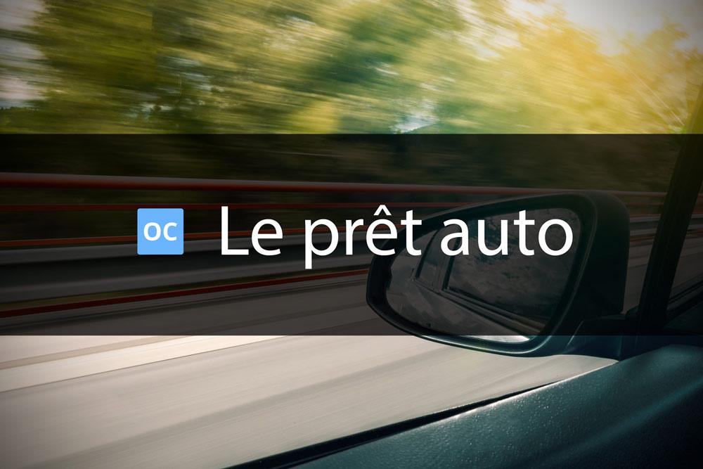 pret-auto